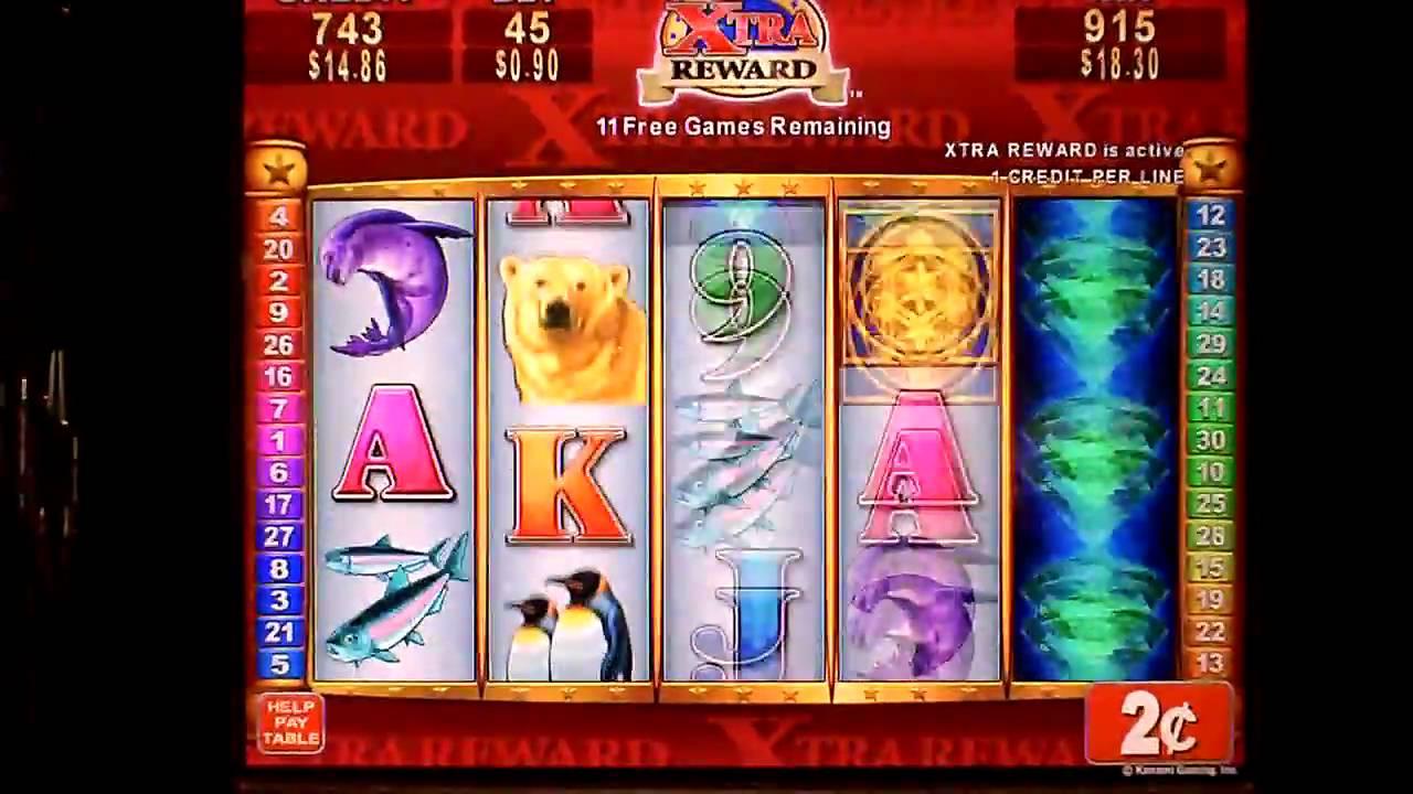 Extra Reward Slot Machines