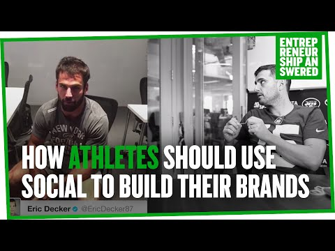 How Athletes Should Use Social Media To Build Their Brands