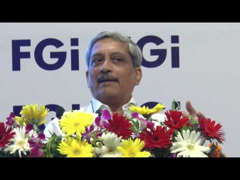 The Watermelon Story by Hon'ble Defence Minister Mr. Manohar Parrikar