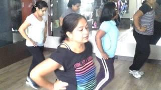 Asish rout aerobics  class