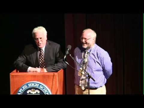 Jim Honeycutt and Mike ZIto Baccalaureate Speech June 2012
