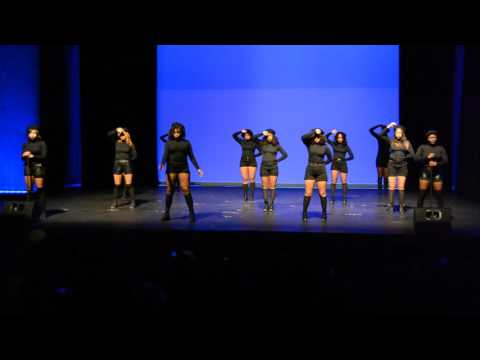 UMD Pan African Black History Month Show