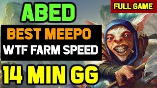 OMG! Abed shows his IMBA BEST HERO in EG vs nEE Dreamleague major qualifiers