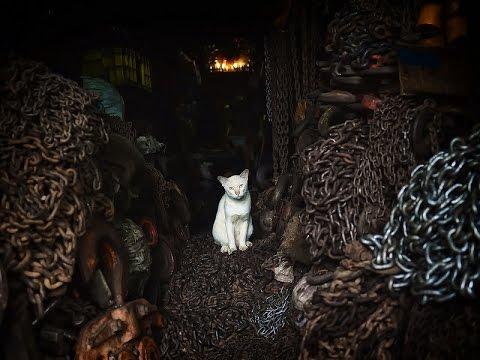 Bangkok Street Photography: Lumix GF1