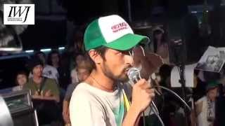 YOHEI MIYAKE Melodious Campaign Speech (Greens Japan) 2013 Parliamentary Election w/ subtitles