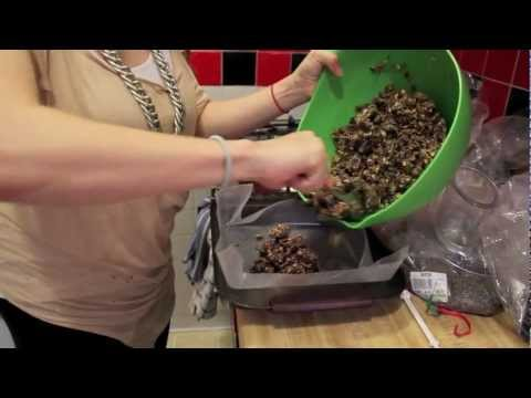 Krrb Presents Quick Tips — How To Make No-Bake Energy Bars