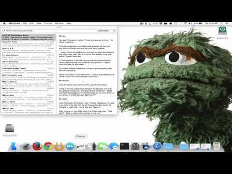 Dropbox and Plaintext Workflow
