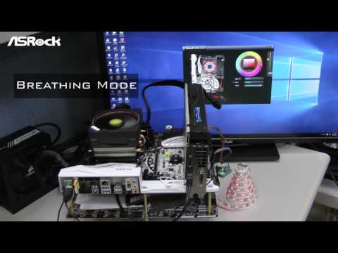 ASRock Classroom] Synchronize AM4 Fan cooler with ASRock RGB