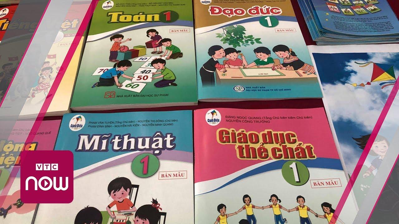 Bộ sách giáo khoa lớp 1 mới có điều gì đặc biệt?