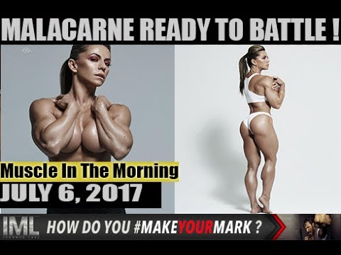 MALACARNE READY TO BATTLE! Muscle In The Morning July 6, 2017