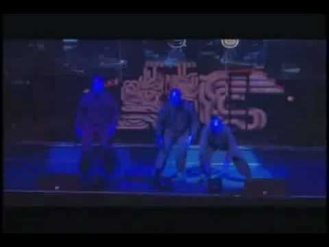Blue Man Group - The Complex - The Complex Tour.mp4