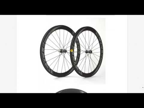 Carbon disc road wheels from China
