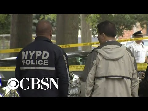 Dozens shot over holiday weekend in New York City as gun vio