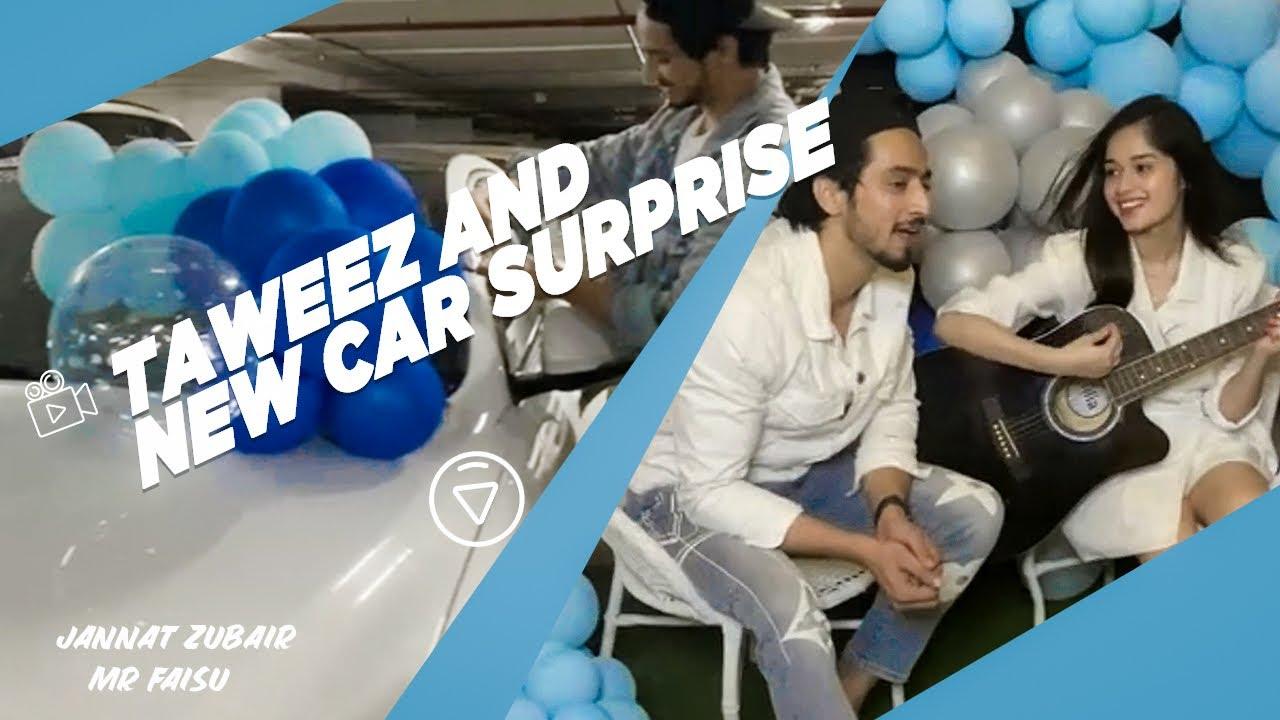 Download TAWEEZ BTS | New Car Surprise | Ayaan Zubair Rahmani