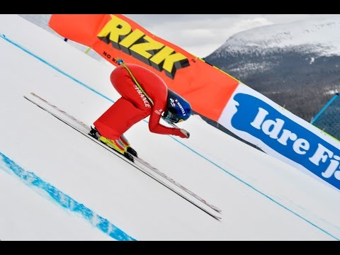 FIS Alpine hosts FIS Speed Ski World Championships Idre Fjäll 2017