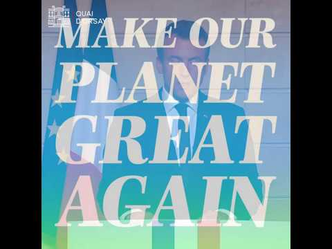 Mark Hammonds, prize-winner of the initiative Make Our Planet Great Again (english version)