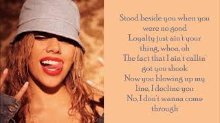Dinah Jane-Heard It All Before (Lyrics+Pictures)