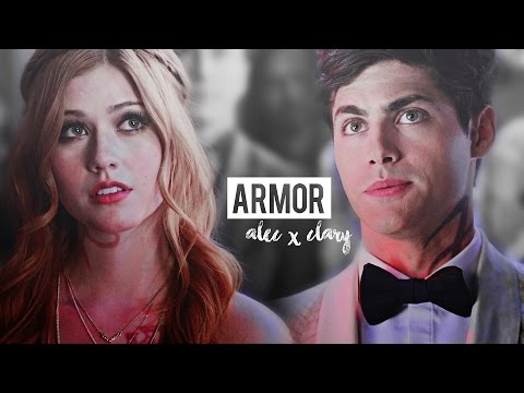 ► Alec & Clary | Armor [AU]