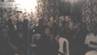 صلاح الطويل يغني للشهيد البوعزيزي في أعالي جبال تاونات