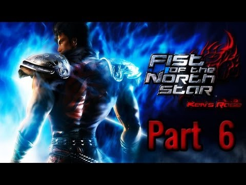 Fist Of The North Star Ken's Rage Walkthrough Part 6