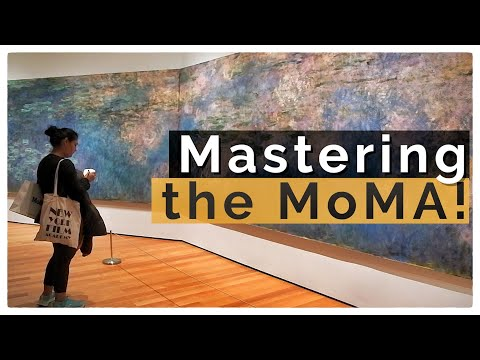 Tips for visiting the MoMA - What to see and how to get the