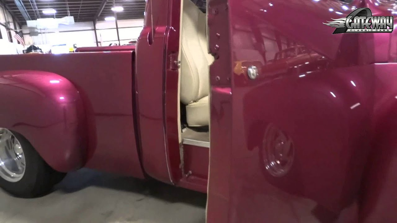1948 studebaker pick up truck stock 581 located in our louisville ky showroom. Black Bedroom Furniture Sets. Home Design Ideas