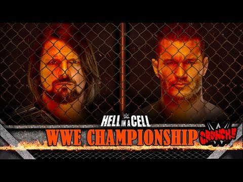 WWE Hell in a Cell 2018 Dream Match Card Predictions