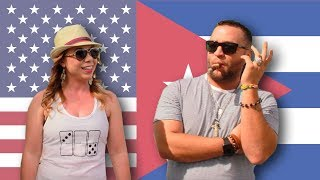 Miami-Cubans React to Five Stereotypes