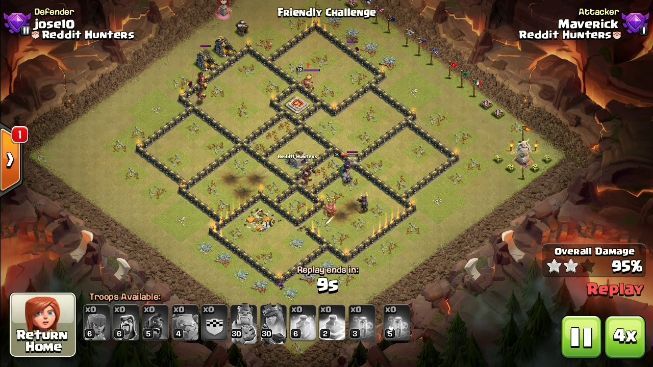 GoHo is OP at TH9 and everyone should be doing it