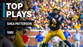 Top Plays: Shea Patterson vs. SMU | Michigan | Big Ten Football