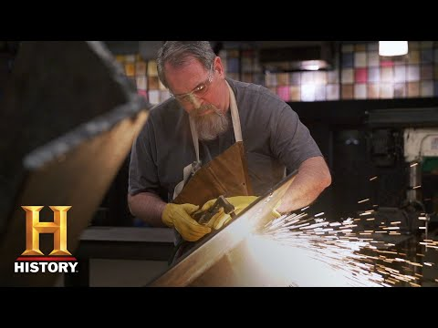 Forged in Fire: Veterans Compete in Forging Knives (Season 5, Episode 12) | History