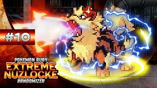 Pokemon EXTREME Ruby Nuzlocke - Episode #10: Tricks And Disasters!