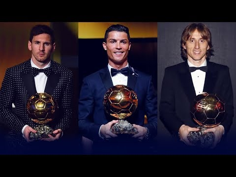 Ballon d'Or Winners List II 1956 - 2018 II