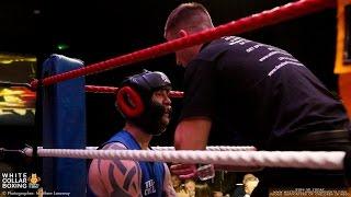 White Collar Boxing Events | Dave Clark Vs Sam Webster | Preston