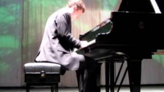 Yury Favorin plays Beethoven / Liszt Symphony No.3 Es-dur op. 55