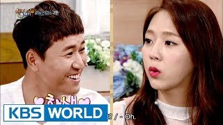 Kim Jong-min, I want to date Yewon [Happy Together / 2016.10.13]