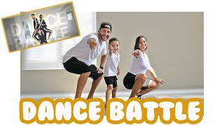 **ULTIMATE FAMILY DANCE BATTLE** | ACE FAMILY (ReEnacTment)