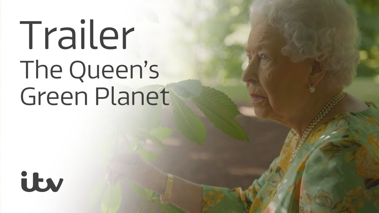 Image result for the queen's green planet
