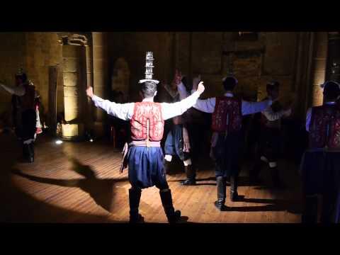 FOLK-DER Dance Performance, EU Civil Society in Action Week, Friday 27 February, Bedestan Nicosia