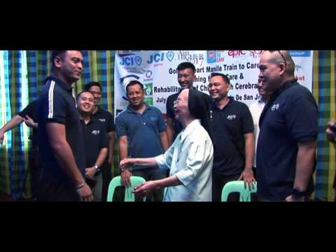 Golden Heart Manila Train to Care Video