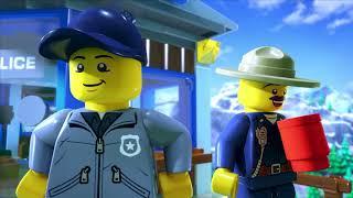 Dağ Polisi Çılgınlığı - Bölüm 1 - Lego City