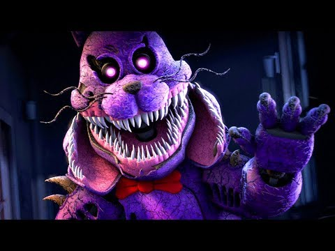 TRY NOT TO GET SCARED FIVE NIGHTS AT FREDDY'S ANIMATION COMPILATION (SFM FNAF)