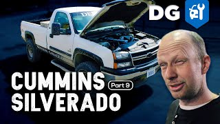 Everything Wrong With A 5.9 Cummins swapped Silverado | Chummins [EP9]