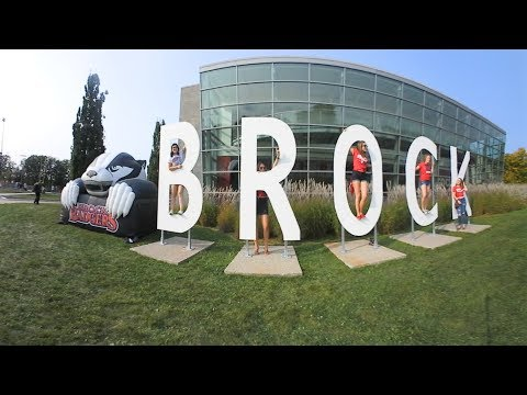 Brock University 2017 Homecoming in 360°