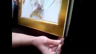 видео Золочение иконы - из опыта