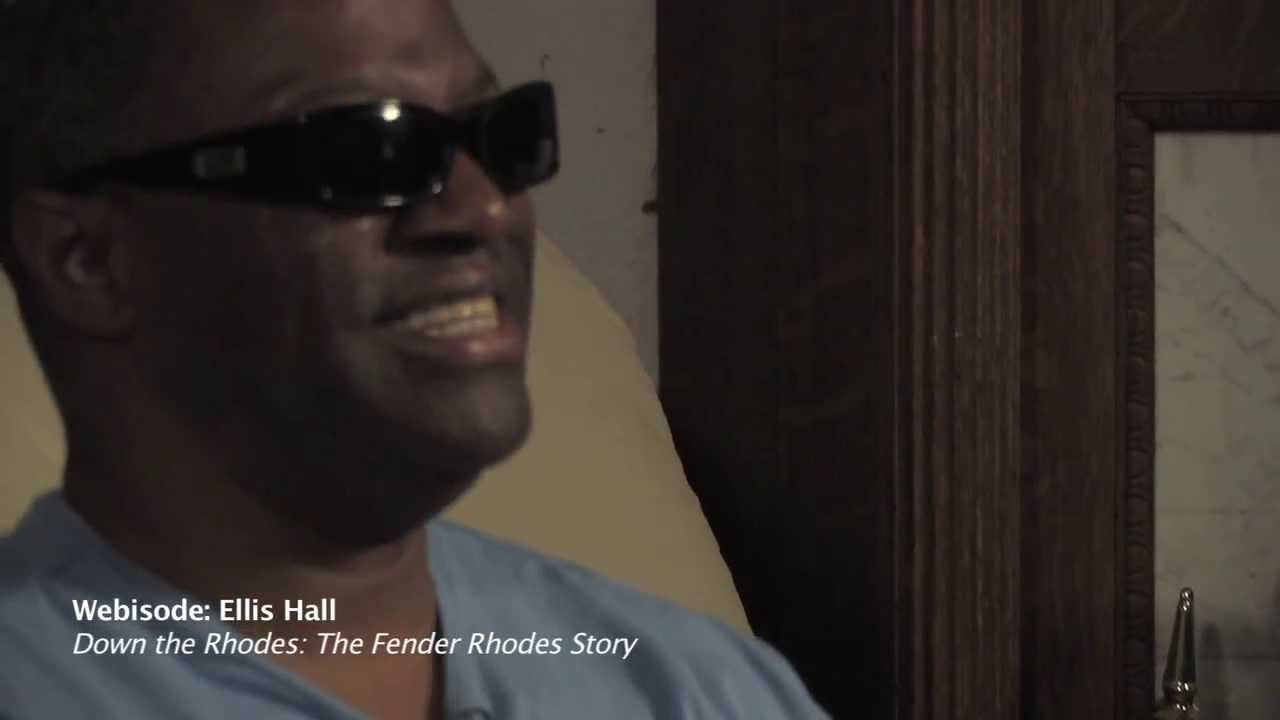 Down the Rhodes Webisode | Ellis Hall talks about Ray Charles | Rosa Parks