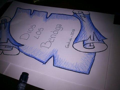 Como hacer un pergamino para tus caratulas sencillo