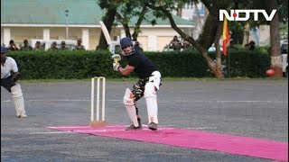 Jai Jawan: A Game Of Cricket And Sushant Singh Rajput's Date With CRPF Jawans