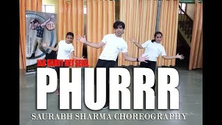 Phurrr Dance Choreography I Jab Harry Met Sejal I Easy Dance I Dance Cover I The Right Moves