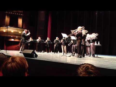 ITF 2013 - One for the Road Mvt 1 - Washington Trombone Ensemble